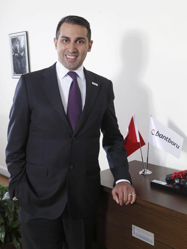 BANTBORU CEO'su Sinan Gider